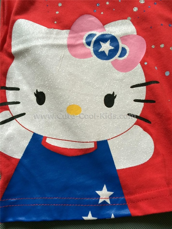 ลดราคา เสื้อยืด KITTY