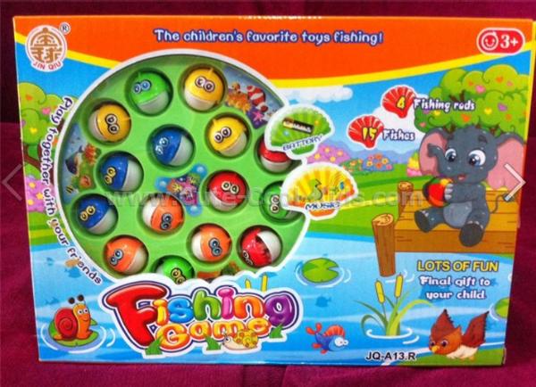 ของเล่นตกปลา