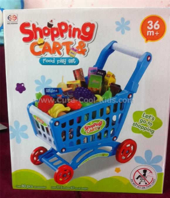 ของเล่นเด็กพร้อมส่ง - ตระกร้า Shopping