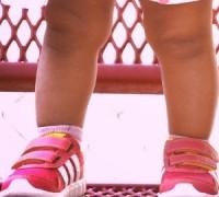 รองเท้าเด็ก ก้าวที่ปลอดภัยของลูกน้อย