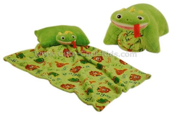 หมอนผ้าห่มเด็ก Baby Einstein Pillow Buddies