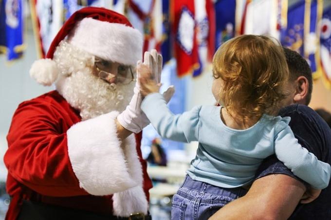 ชุดคริสต์มาสเด็ก ความน่ารักที่เข้ากับเทศกาล