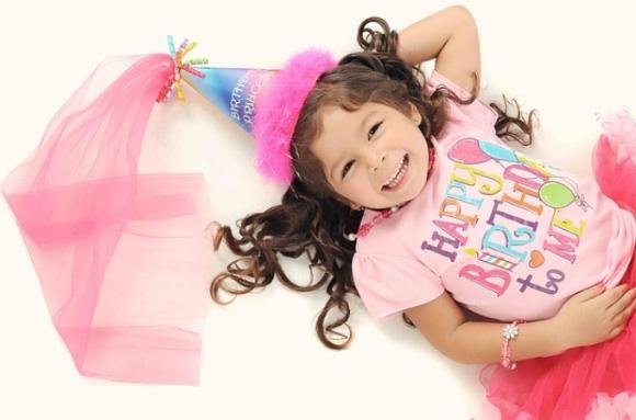 เสื้อผ้าเด็กผู้หญิง เพิ่มความน่ารักให้สาวน้อย-580