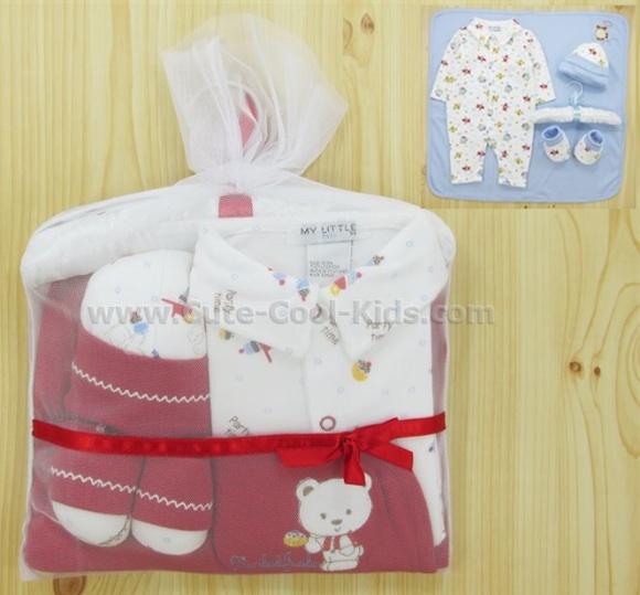 ชุดเซตเด็กอ่อน ชุดของขวัญ Gift Set Size 0-3 เดือน-580