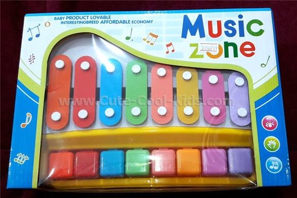 ของเล่นเด็ก เครื่องดนตรี Xylophone