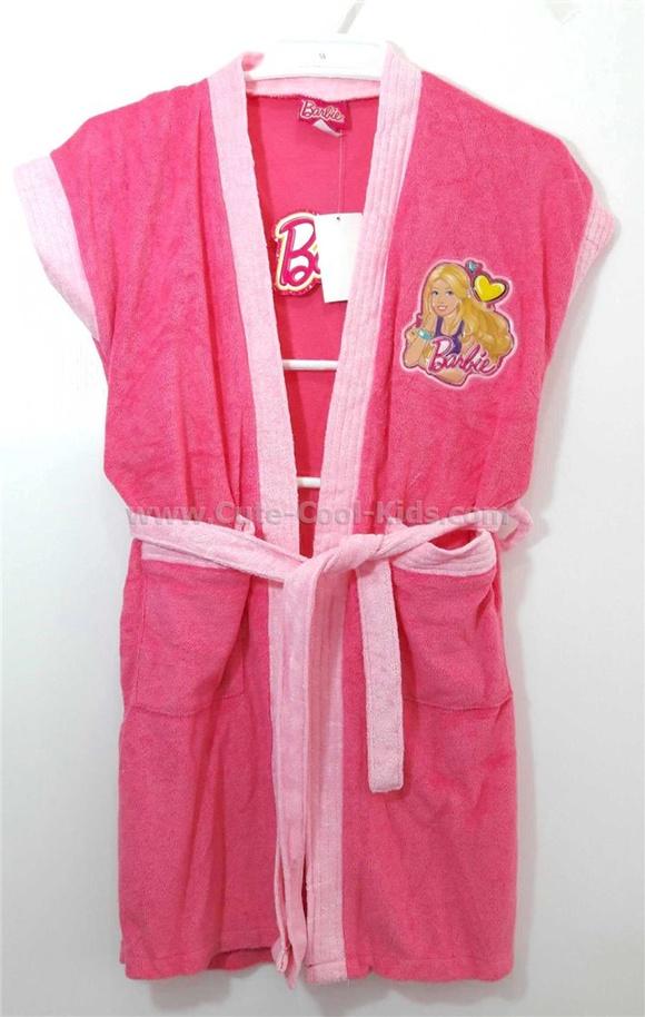 เสื้อคลุมว่ายน้ำ บาร์บี้ S(3) * M(3)* L(3)*