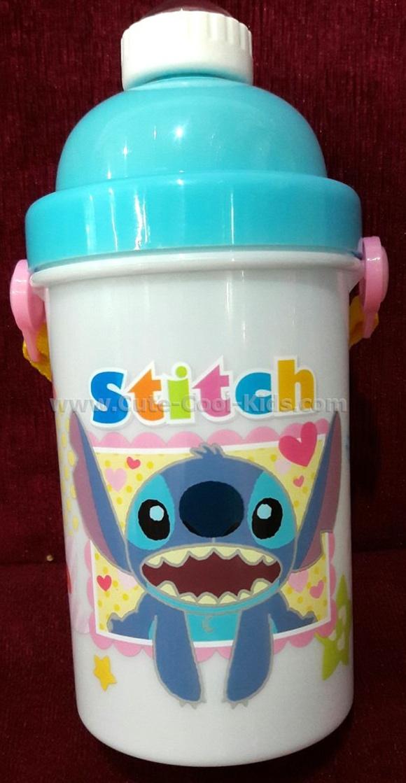 ขวดน้ำ ลาย Stitch ขนาด 460 ML