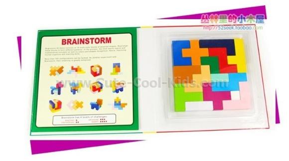 ของเล่นไม้ - ฝึกทักษะทางคณิตศาสตร์