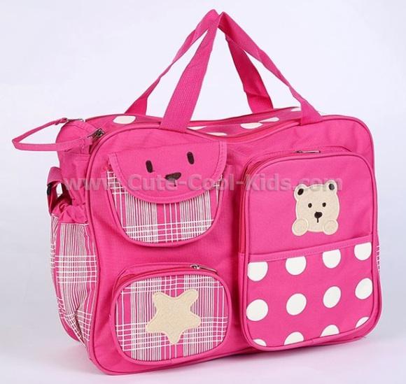 กระเป๋าสัมภาระ คุณแม่ ลูกน้อย