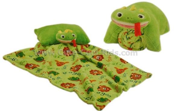หมอนผ้าห่มเด็ก Baby Einstein Pillow Buddies - Dragon