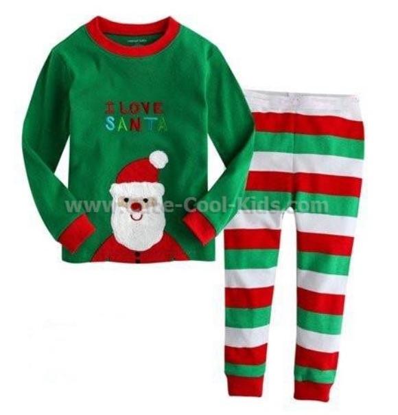 ชุดนอนเด็กแนวBaby G Santa 2Y--- 3Y--- 4Y--- 5Y--- 6Y--- 7Y